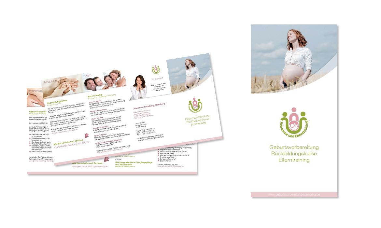Folder/Flyer 8-Seitig